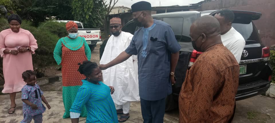 NIWA boss visits