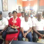 Exemplary Leadership :  Lagos NUJ Donates Relief Materials to Little Saints Orphanage, Elderly Home